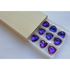 Триллиант Purple Lux 12 мм.