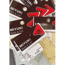 Иглы Miyuki для бисероплетения и вышивки