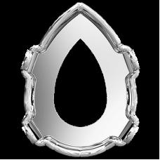 Оправа для капли Rhodium Plating