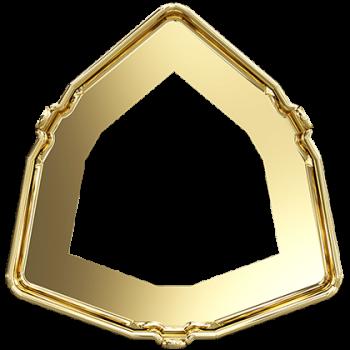 Оправа для триллианта Gold Plating