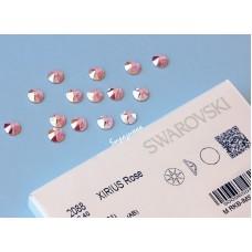 Стразы Swarovski Crystal AB 2088 (фиксация на клей)