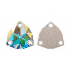 Trilliant Swarovski Crystal AB