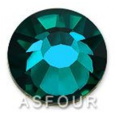 Стразы Asfour холодной фиксации Blue Zircon