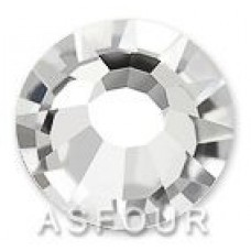 Стразы Asfour холодной фиксации Crystal