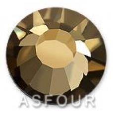 Стразы Asfour холодной фиксации Honey