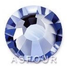 Стразы Asfour холодной фиксации Light Sapphire