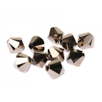 Биконусы XILION Swarovski Metallic Light Gold2X
