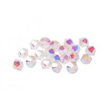 Биконусы XILION Swarovski Crystal AB 2X