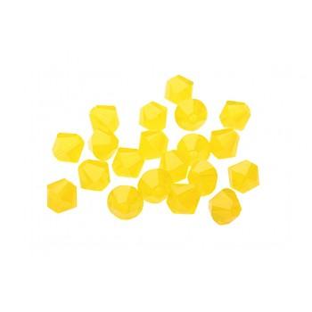 Биконусы XILION Swarovski Yellow Opal