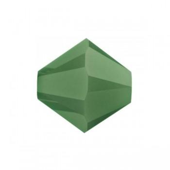Биконусы XILION Swarovski Palace Green Opal