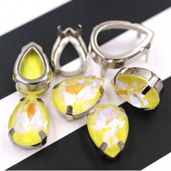 Капля в цапах Crystal Yellow Delite