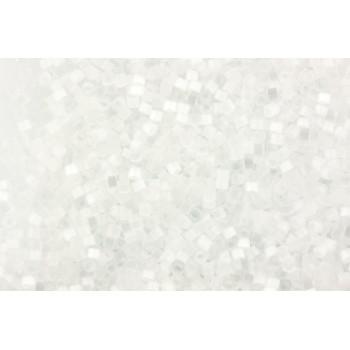Бисер цилиндрический Miyuki Delica DB635 Crystal Silk Satin