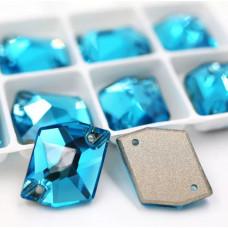 Cosmic Aquamarine Lux