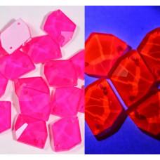 Cosmic Neon Pink