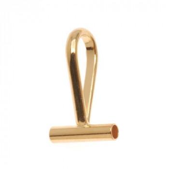 Конвертер (золото) 15х13 мм.