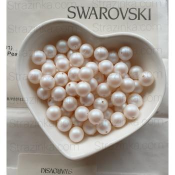 Кристальный жемчуг Swarovski Pearlescent White