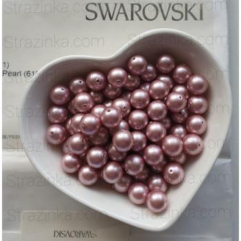 Кристальный жемчуг Swarovski Powder Rose