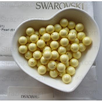 Кристальный жемчуг Swarovski Pastel Yellow
