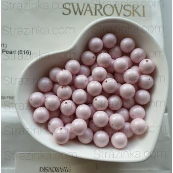 Кристальный жемчуг Swarovski Pastel Rose