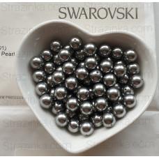 Кристальный жемчуг Swarovski Grey