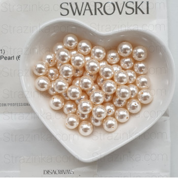 Кристальный жемчуг Swarovski Creamrose