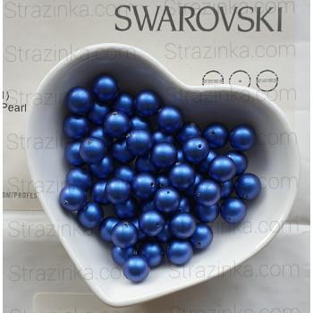 Кристальный жемчуг Swarovski Iridescent Dark Blue