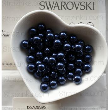 Кристальный жемчуг Swarovski Night Blue
