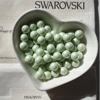 Кристальный жемчуг Swarovski Pastel Green