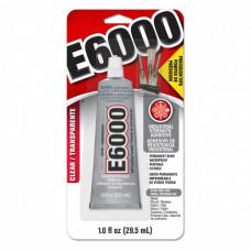 Клей Е6000 Craft 1oz\ 29.5 ml с насадками