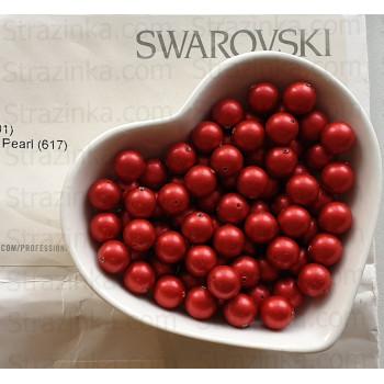 Кристальный жемчуг Swarovski Rouge