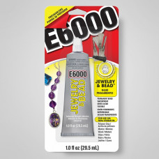 Клей для страз E6000 Jewelry & Bead 29,5 ml с насадками