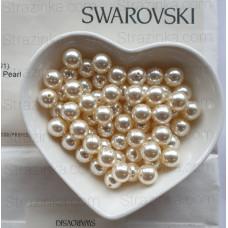Кристальный жемчуг Swarovski Cream