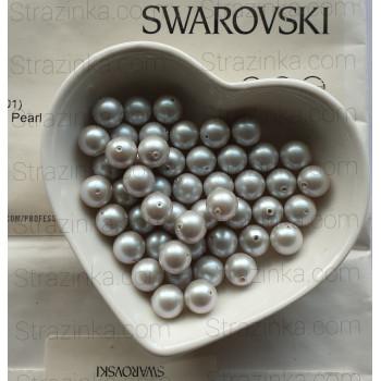 Кристальный жемчуг Swarovski Iridescent Dove Grey