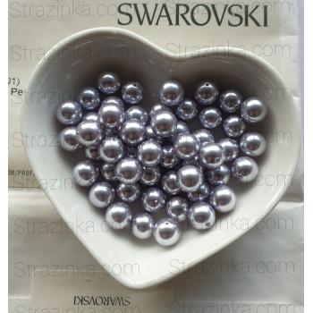 Кристальный жемчуг Swarovski Lavender