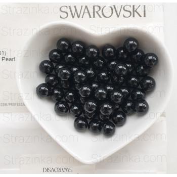 Кристальный жемчуг Swarovski Mystic Black
