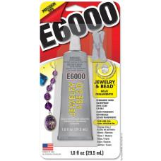 Клей для страз FU910-229 E6000 JEWELRY&BEAD 29,5 ml с насадками