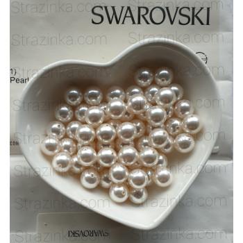 Кристальный жемчуг Swarovski White