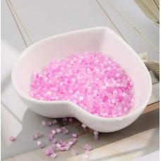 Сатиновая рубка Розовая в тубе, 5 гр