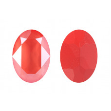 4120 14x10 mm Crystal Light Coral