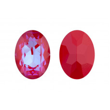 4120 14x10 mm Crystal Royal Red Delite