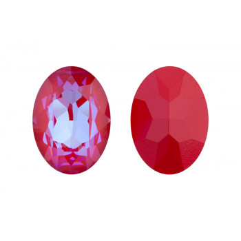 4120 14x10 mm Crystal Royal Red Delite