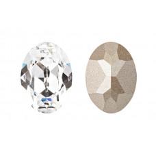 4120 8x6 mm Crystal