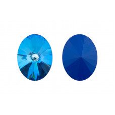 4122 8x6 mm Crystal Royal Blue Delite