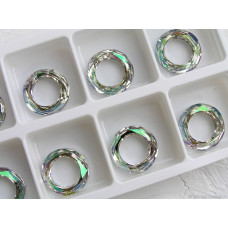 4139 Подвеска Swarovski Cosmic Ring Crystal Vitrail Light - 20 мм