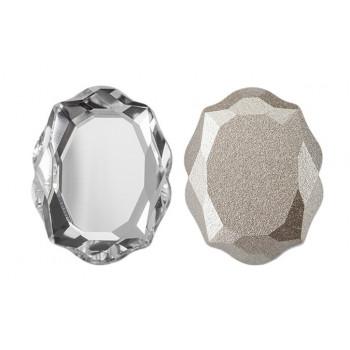 4142 18x14 mm Crystal