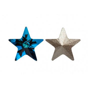 4745 5 mm Crystal Bermuda Blue