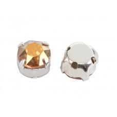 Шатон с кристаллом Swarovski Crystal Metallic Sunshine