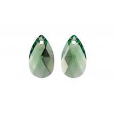 6106 Подвеска Swarovski Pear Shaped Erinite - 22 мм