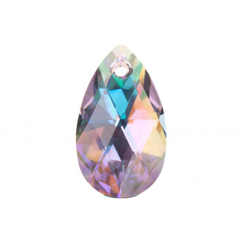 6106 Подвеска Swarovski Pear Shaped Paradise Shine - 22 мм