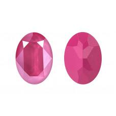 4120 14x10 mm Crystal Peony Pink